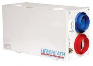 Échangeur d'air Lifebreath RNC5